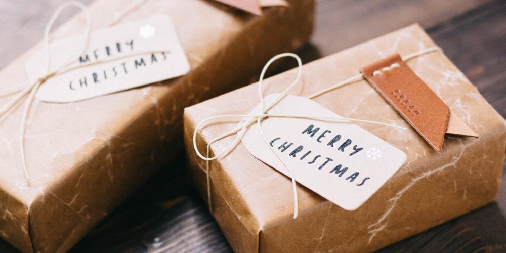 クリスマス期間限定ラッピング